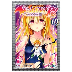 To Love Ru Darkness nº 10
