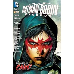 Batman y Robin Eternos nº 04