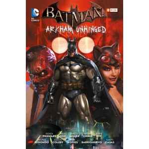 Batman: Arkham Unhinged nº 01