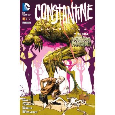 Constantine: Hellblazer nº 02