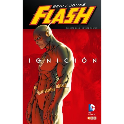 Flash de Geoff Johns: Ignición
