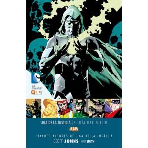 Grandes autores de la Liga de la Justicia: Geoff Johns - El día del juicio