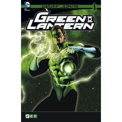 Green Lantern de Geoff Johns nº 01