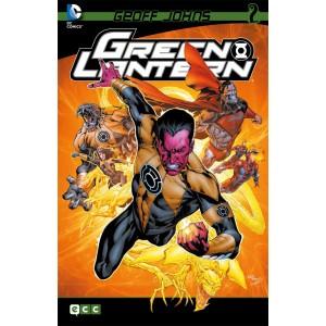 Green Lantern de Geoff Johns nº 02