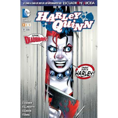 Harley Quinn nº 07