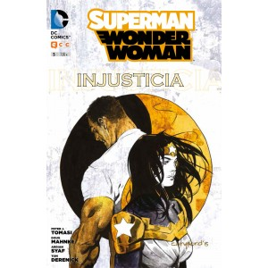Superman/Wonder Woman nº 05