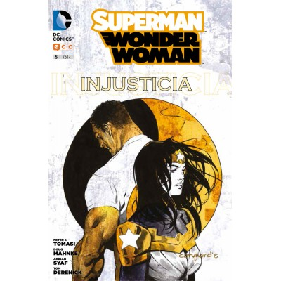 Superman/Wonder Woman nº 05