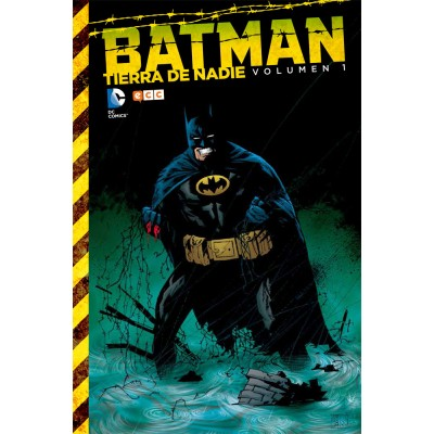 Batman: Tierra de Nadie nº 01