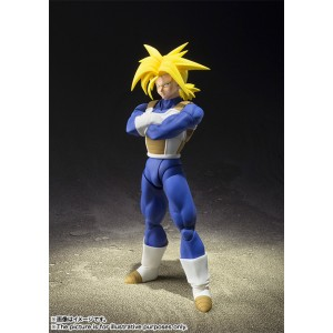 Dragon Ball Super SH Figuarts - Future Trunks SSJ