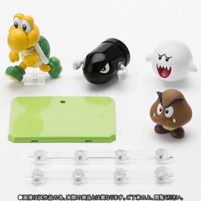 Super Mario SH Figuarts - Diorama Play Set D