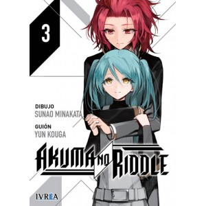 Akuma No Riddle nº 03