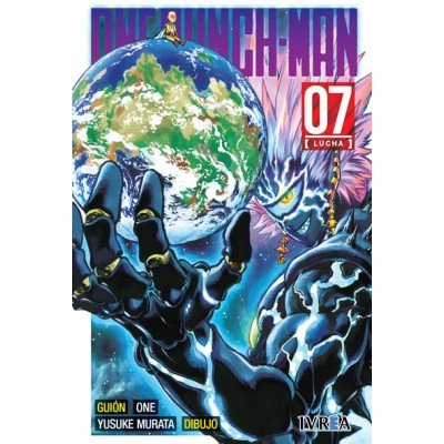 One Punch-man nº 07