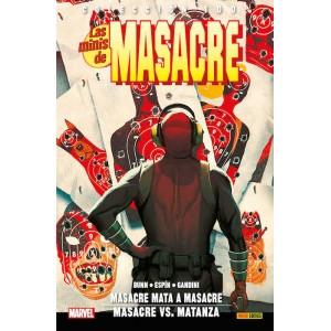 100% Marvel. Las Minis de Masacre 3 Masacre mata a Masacre / Masacre Vs. Matanza
