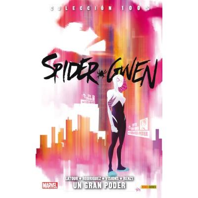 100% Marvel. Spider-Gwen 1 Un gran poder