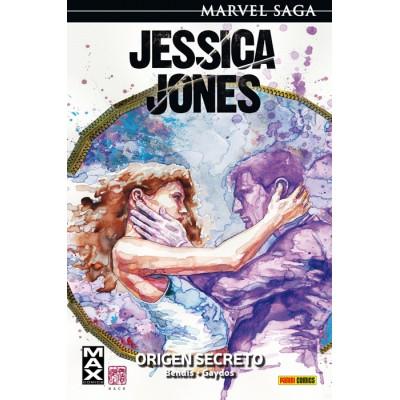 Marvel Saga 11. Jessica Jones 4 Origen secreto