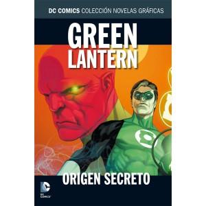 Coleccion Novelas Gráficas nº 06: Green Lantern - Origen Secreto