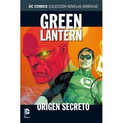 Coleccion Novelas Gráficas nº 06: Green Lantern Origen Secrero