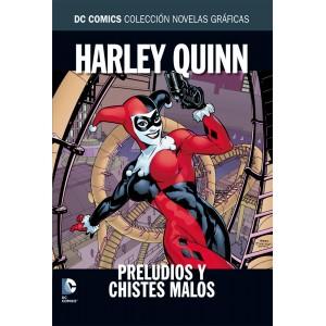 Coleccion Novelas Gráficas nº 09: Harley Quinn: Preludios y chistes malos