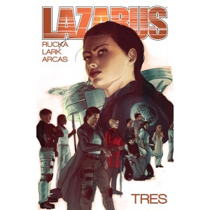 Lazarus 3. Cónclave