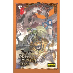 Monster Hunter Flash! nº 08