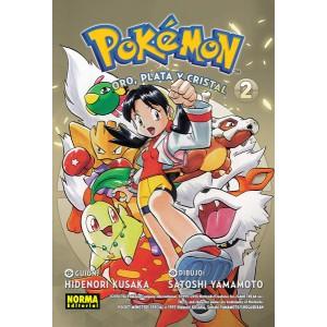 Pokemon 06. Oro, Plata y Cristal 02