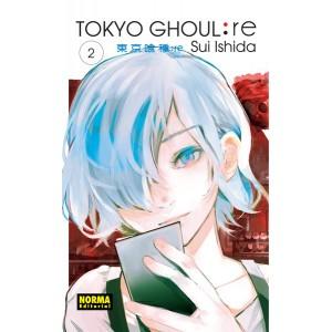 Tokyo Ghoul Re nº 02