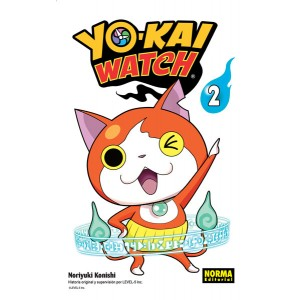Yo-Kai Watch nº 02