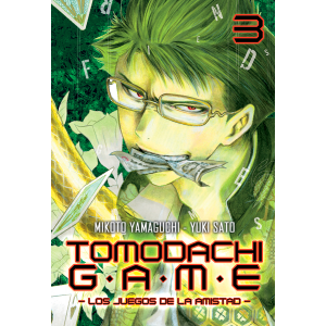 Tomodachi Game nº 03