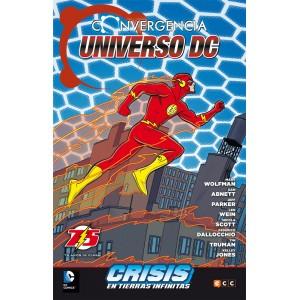 El Universo DC converge en Crisis en Tierras Infinitas