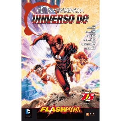 El Universo DC converge en Flashpoint