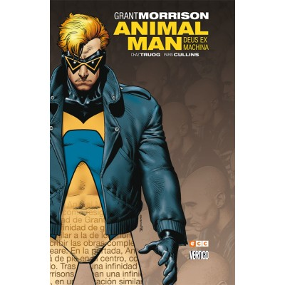Animal Man de Grant Morrison Libro 03: Deus Ex Machina