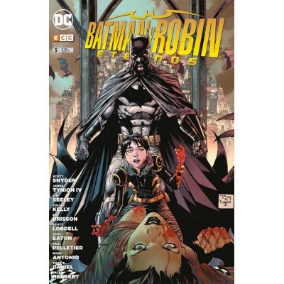 Batman y Robin Eternos nº 05