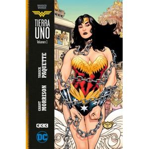 Wonder Woman: Tierra uno
