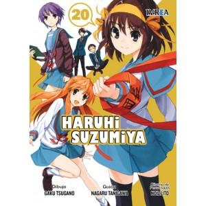 Haruhi Suzumiya nº 20