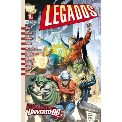 Universo DC: Legados nº 01
