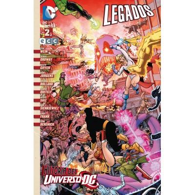 Universo DC: Legados nº 02