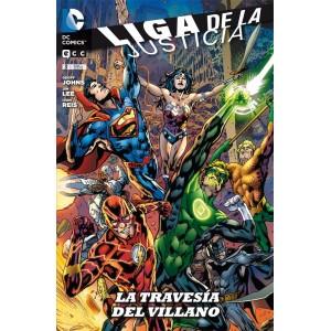Liga de la Justicia (reedición trimestral) nº 03