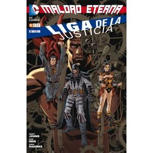 Liga de la Justicia (reedición trimestral) nº 06