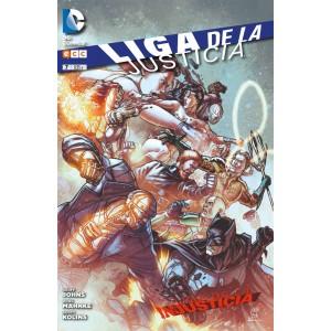 Liga de la Justicia (reedición trimestral) nº 07