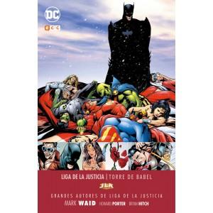 Grandes autores de Liga de la Justicia: Mark Waid - Torre de Babel