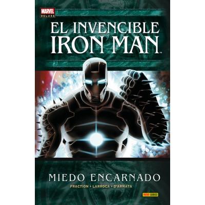 Marvel Deluxe. El Invencible Iron Man 6 Miedo encarnado