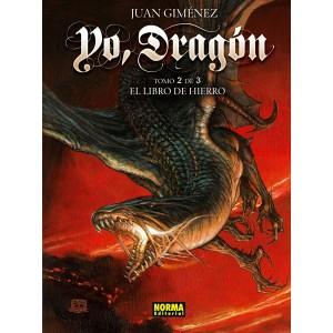 Yo, Dragón nº 02: El Libro del Hierro