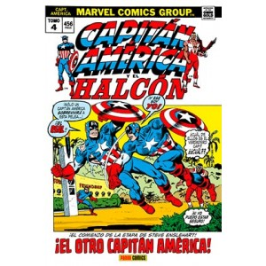 capitan america y el halcon el otro capitan america (Marvel Gold)