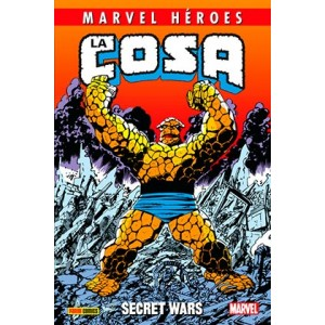 CMH 76: La Cosa. Secret Wars