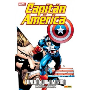 Capitan America. Funeral Por America