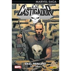 Marvel Saga 17. El Castigador 02. En el Principio