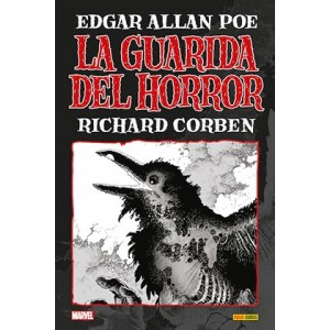 LA guarida del horror richard corben