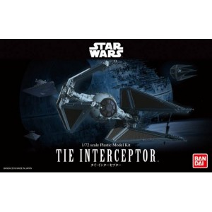 Star Wars - Maqueta TIE Interceptor