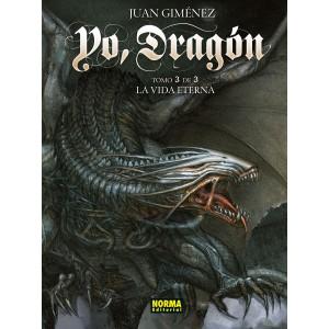 Yo, Dragón nº 03: La Vida Eterna
