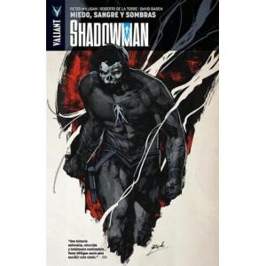 Shadowman 4. Miedo, Sangre y Sombras